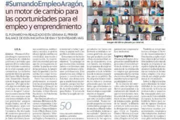 Diario del Alto Aragón  14 febrero 2021