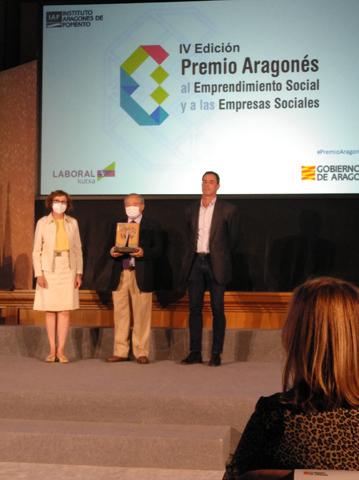 2021 Premio Empresa Social Aragón